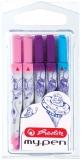 Patroane My.Pen culori asortate 5/set Herlitz