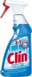 Solutie curatat geamuri cu pulverizator 2 in 1 Shine & Protection Crystal 500 ml Clin