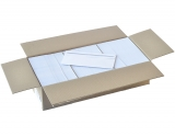 Cutie 1000 plicuri DL autoadezive offset 110 x 220 mm 80 g/mp Romkuvert
