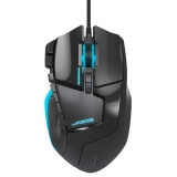 Mouse optic gaming uRage Reaper Revolution, 8200 dpi, greutate ajustabila, USB-A, negru Hama