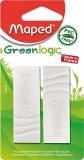 Radiera Greenlogic, 2 buc/set, Maped