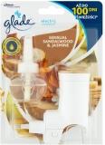 Odorizant electric + rezerva Sensual Sandalwood & Jasmine 20 ml Glade
