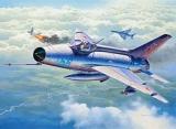 Macheta avion Revell MiG-21 F-13 Fishbed C - 03967