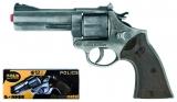 Revolver Politie Old Silver - 127/1