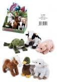 Jucarie Plus Venturelli - Pui Animale Ferma Cu Sunet 17 Cm - AV720551