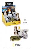 Jucarie Plus Venturelli - National Geographic Baby Australia 20 Cm - AV770700