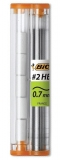 Mine grafit 0.7 mm 2B Bic