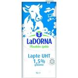 Lapte UHT 1.5% grasime 1 l LaDorna