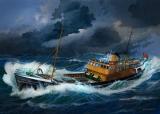 Macheta Vas de pescuit Revell - Northsea Trawler - 5204