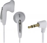 Casti In-Ear stereo HK1103 alb Hama