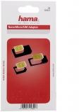 Adaptor pentru Nano/Micro SIM Hama