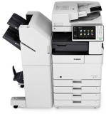 Pachet multifunctional A3 C3525I + piedestal + DADF + 4 tonere Canon