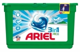 Detergent rufe capsule 3in1 Alpine blue 39 capsule/cutie Ariel