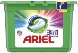 Detergent capsule 3 in 1 Color 15 capsule/cutie Ariel