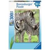 Puzzle Zebre, 300 Piese Ravensburger