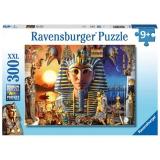 Puzzle Faraon, 300 Piese Ravensburger