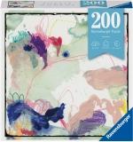 Puzzle O Pata De Culoare, 200 Piese Ravensburger