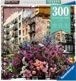 Puzzle Flori In New York, 300 Piese Ravensburger