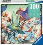 Puzzle Pasarea Colibri, 300 Piese Ravensburger