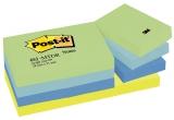 Notite adezive neon Dreamy Post-It® 38 x 51 mm 3M