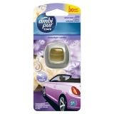 Odorizant auto 2 ml Clip mov Moonlight Vanilla Ambipur