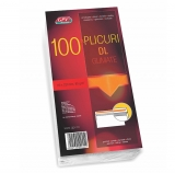 Plic DL gumat offset 110 x 220 mm, 80 g/mp 100 buc/set GPV