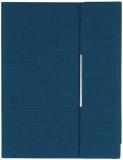 Agenda A5 cu magnet, culoare ultra navy, 290 file, Trend