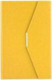 Agenda A5 cu magnet, culoare gold, 250 file, Ultra