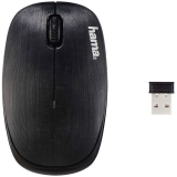 Mouse wireless AM-8000, Negru Hama
