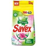 Detergent automat 2 in 1 Fresh, 100 spalari, 10 kg Savex