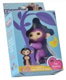 Figurina maimuta cu baterii FingerMonkey