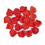 Petale Lux Rosu Mandarin 100 bucati/set Big Party