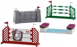 Set Figurine Schleich Set Obstacole Calarie - 42271