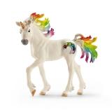 Figurina Schleich Manz Unicorn Curcubeu. Cu Strasuri - 70525