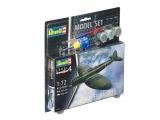 MODEL SET HEINKEL HE70 F-2 - 63962