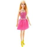 Papusa Barbie Mattel BRB Glitz Pink Dress T7580-DGX82
