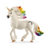 Armasar Unicorn Curcubeu Cu Strasuri Schleich-70523