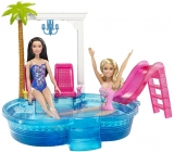 Set De Joaca Mattel Barbie Glam Pool DGW22