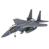 Model Set Revell Avion F-15E Strike Eagle & Bombs RV63972