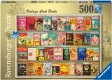 Puzzle Carti De Gatit De Epoca, 500 Piese Ravensburger
