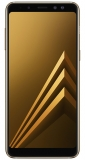 Telefon mobil Samsung Galaxy A8 2018 Dual SIM 32GB Gold