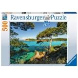 Puzzle Priveliste Superba, 500 Piese Ravensburger