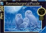 Puzzle Bufnite, 500 Piese Starline Ravensburger