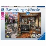Puzzle Cafenea Pitoreasca, 1000 Piese Ravensburger