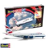 Airbus A380 British Airways Easykit Revell RV6599