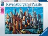 Puzzle New York, 1000 Piese Ravensburger