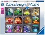 Puzzle Potiuni, 1000 Piese Ravensburger