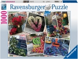 Puzzle Flori In New York, 1000 Piese Ravensburger