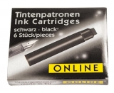 Patroane Ink negre 12 bucati/set ONLINE Germany