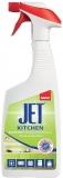 Detergent lichid dezinfectant pentru suprafetele din bucatarie Jet 750 ml Sano